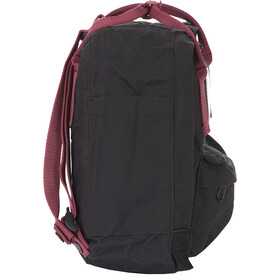 Fjällräven Kånken Mini Rugzak Kinderen, black/ox red